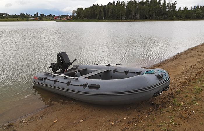 Лодка Tohatsu