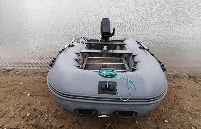 Лодка Tohatsu 360